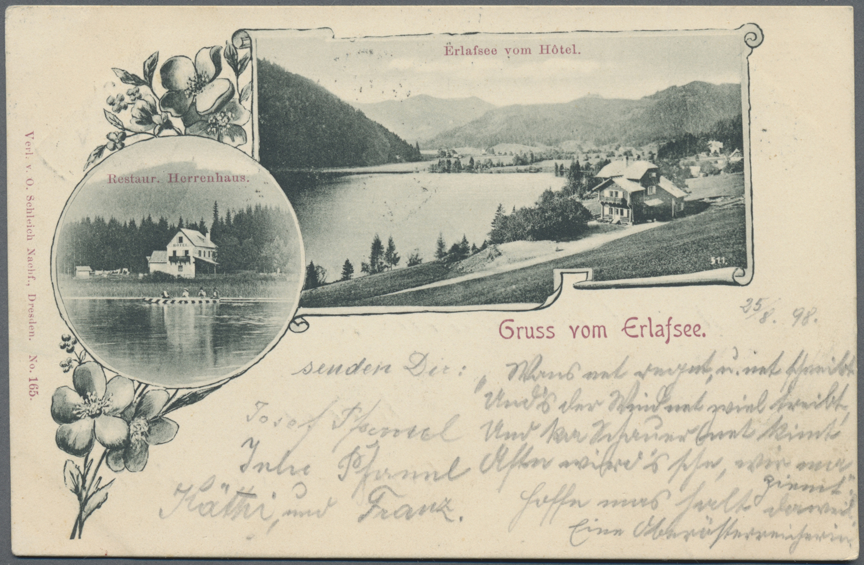 Lot 04136 - Ansichtskarten: Österreich  -  Auktionshaus Christoph Gärtner GmbH & Co. KG Sale #48 The Coins & The Picture Post Cards