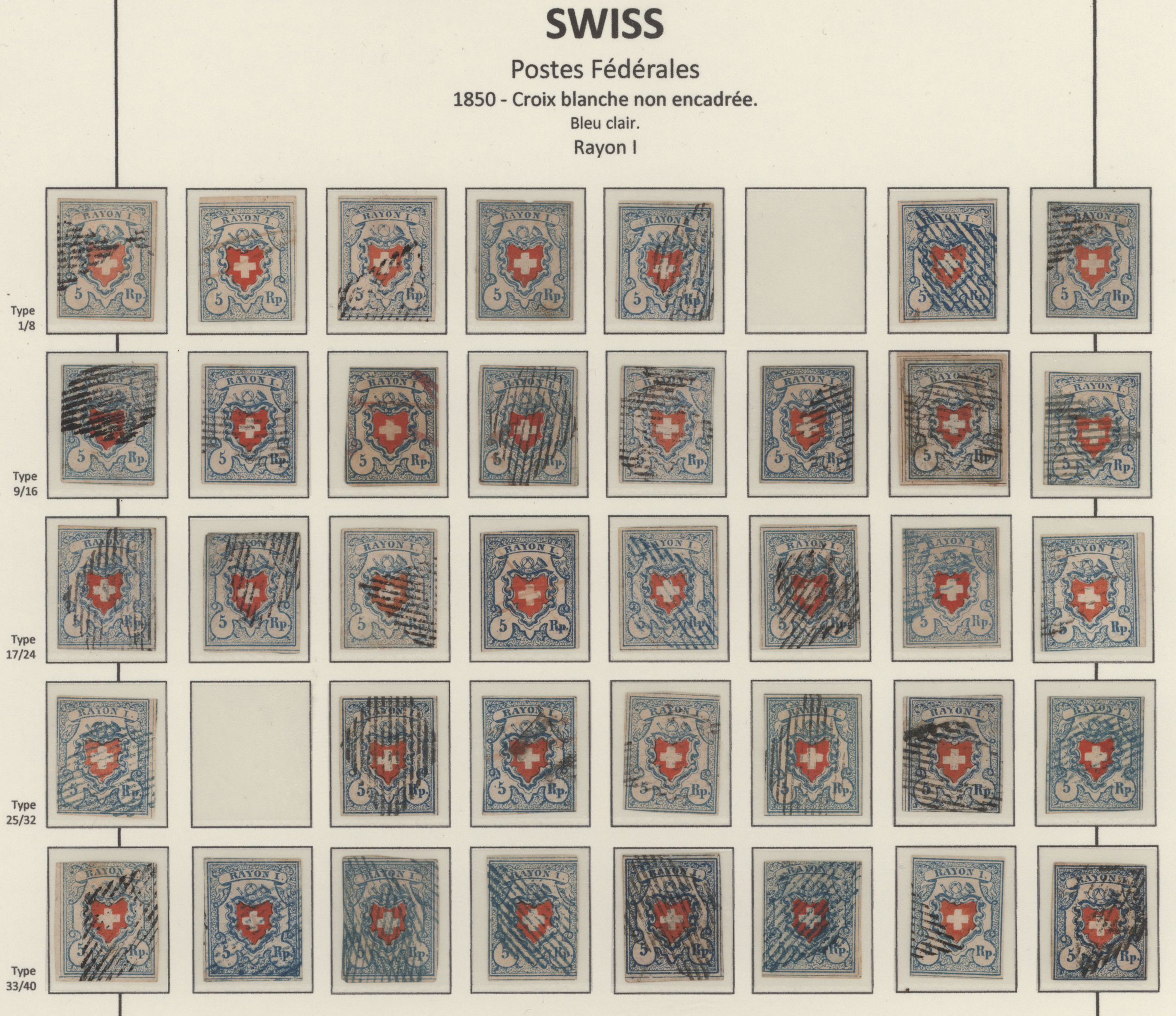 Lot 25501 - schweiz  -  Auktionshaus Christoph Gärtner GmbH & Co. KG Sale #46 Collections Worldwide