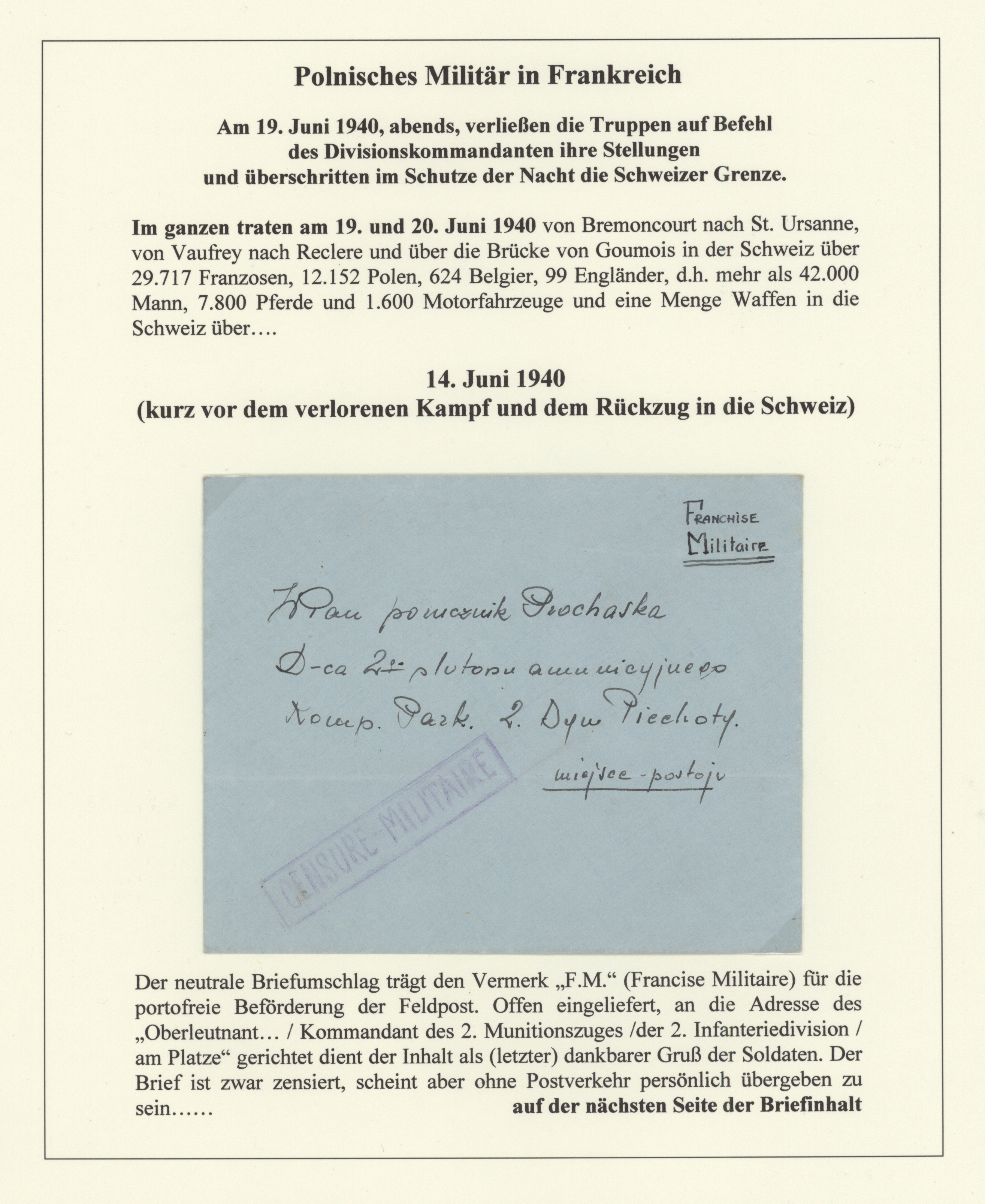 Stamp Auction Polen Besonderheiten Collections Germany Auction