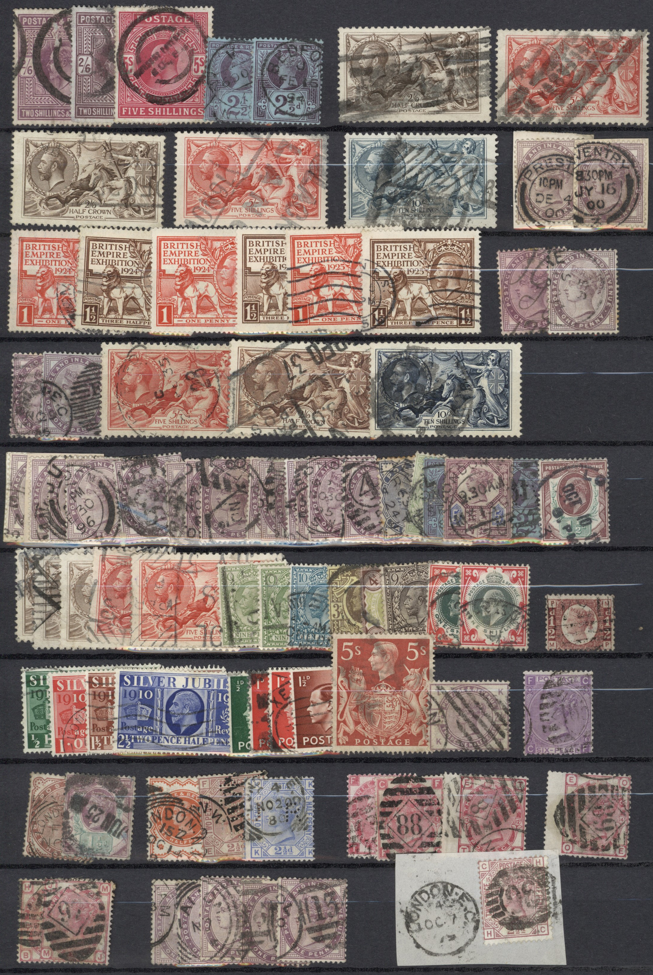 Lot 01828 - großbritannien  -  Auktionshaus Christoph Gärtner GmbH & Co. KG Special Auction 26.- 28. May 2020 Day 2 Collections Part 2