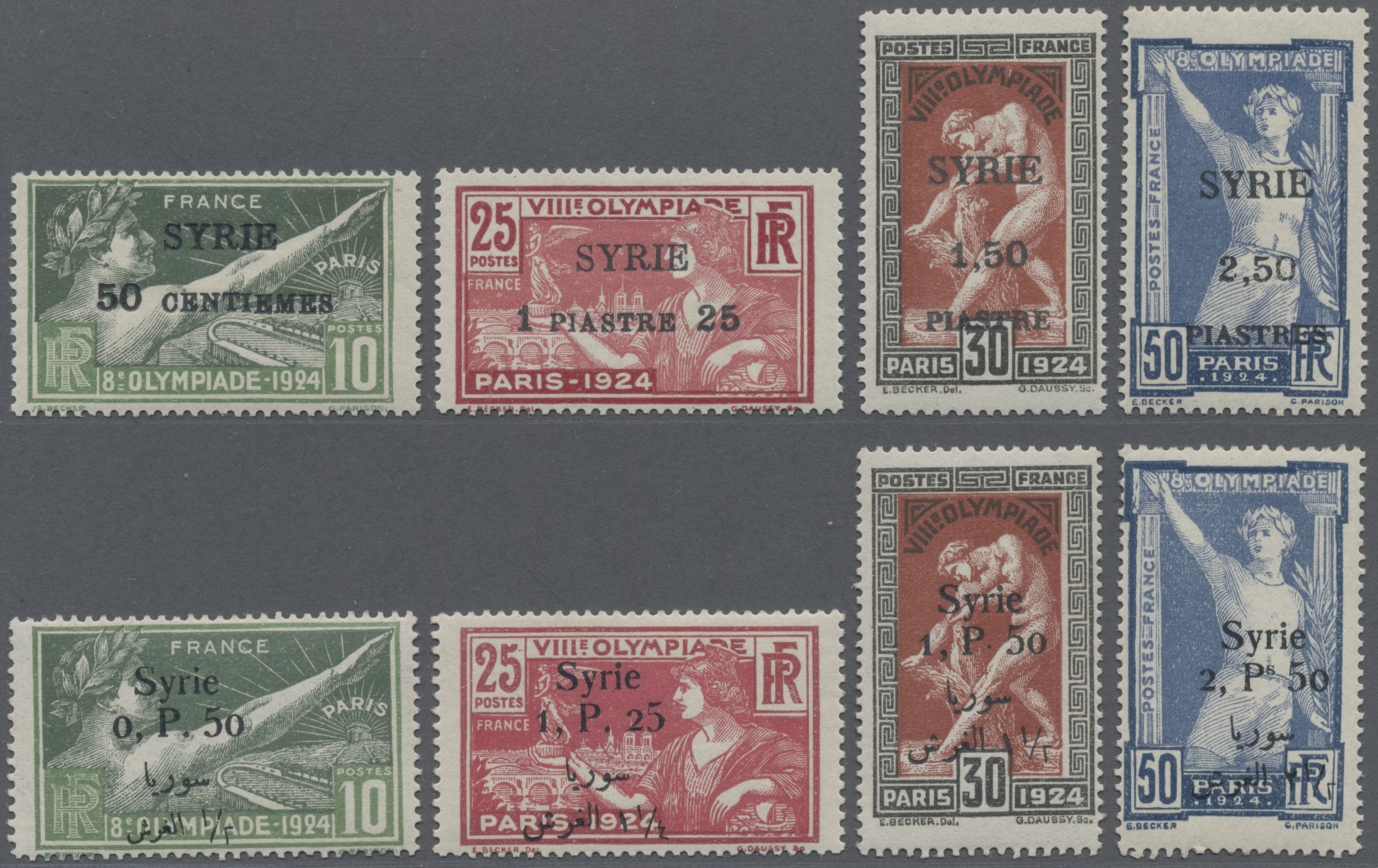 Lot 00387 - thematik: olympische spiele / olympic games  -  Auktionshaus Christoph Gärtner GmbH & Co. KG Special auction
