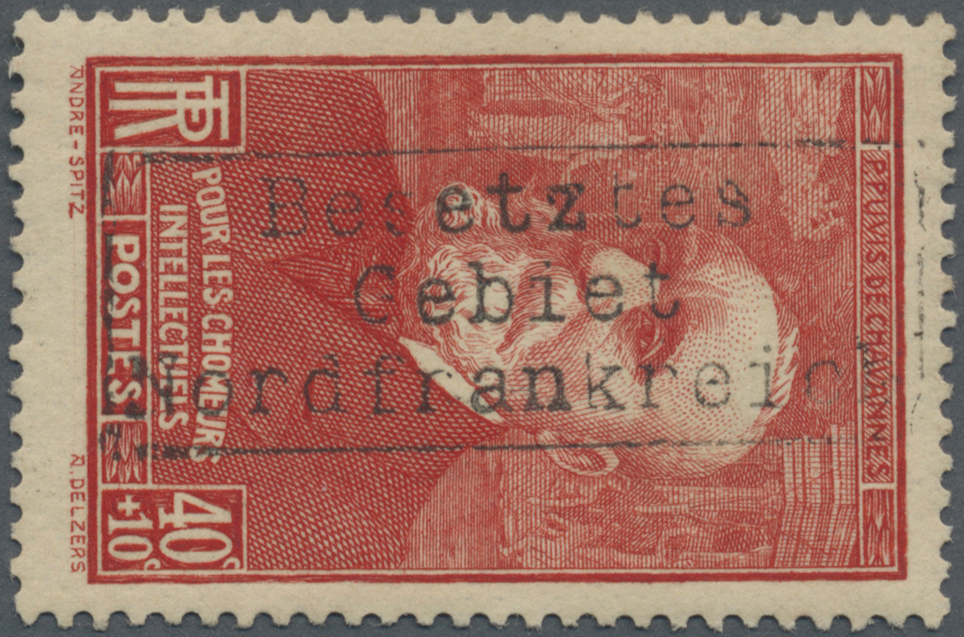 Lot 23290 - Dt. Besetzung II WK - Frankreich - Dünkirchen  -  Auktionshaus Christoph Gärtner GmbH & Co. KG Single lots Germany + Picture Postcards. Auction #39 Day 5