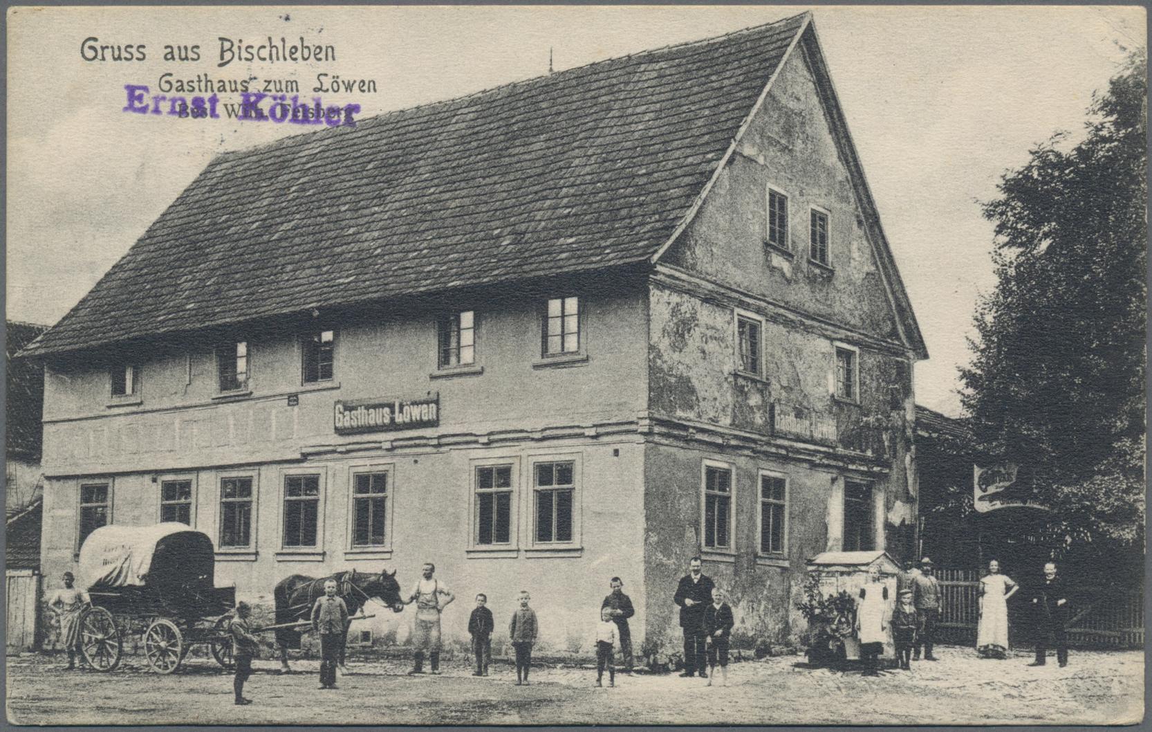 Lot 16508 - ansichtskarten  -  Auktionshaus Christoph Gärtner GmbH & Co. KG 51th Auction - Day 5