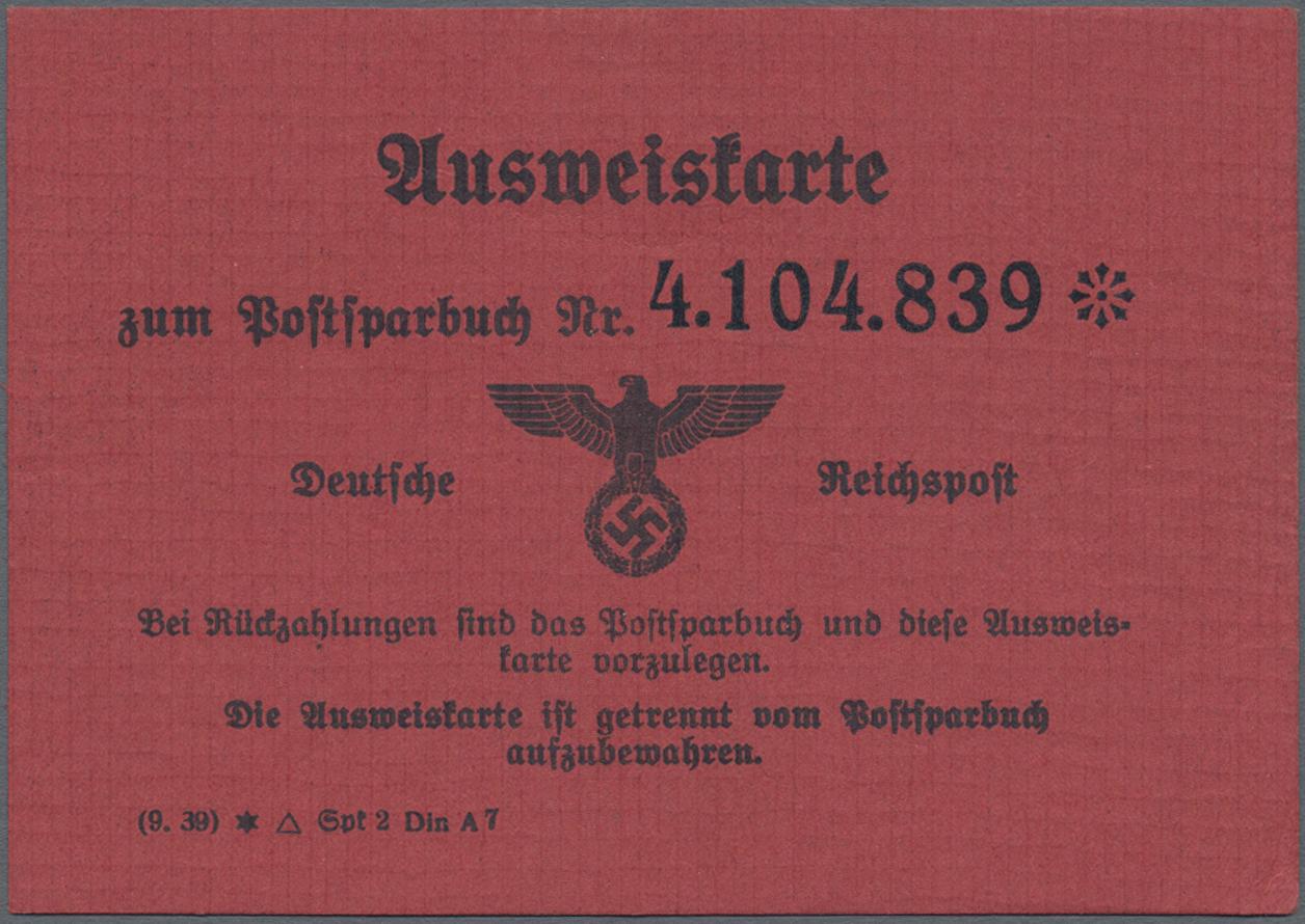 Lot 36891 - Deutsches Reich - Besonderheiten  -  Auktionshaus Christoph Gärtner GmbH & Co. KG Sale #44 Collections Germany