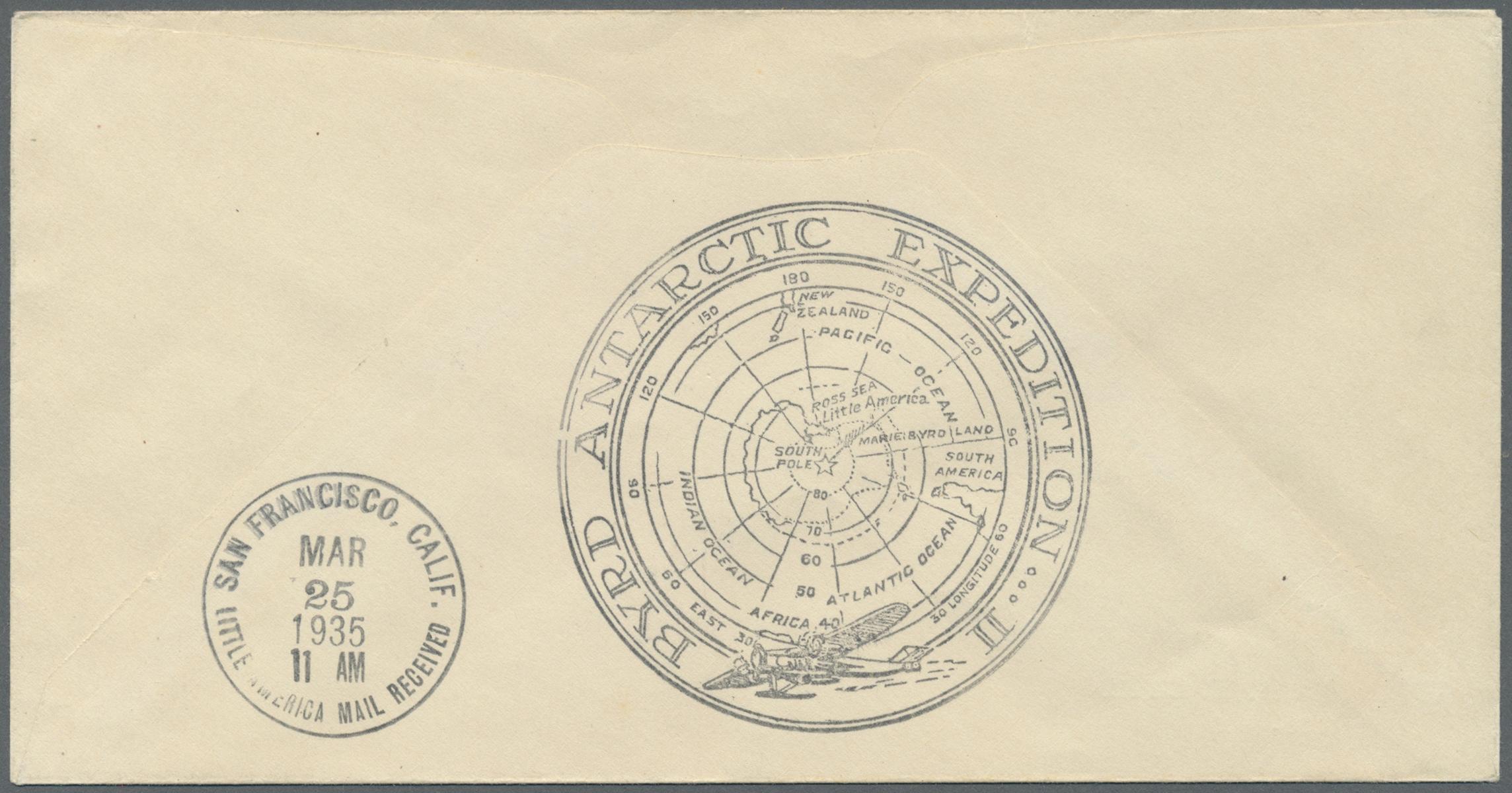 Lot 11018 - thematik: antarktis / antarctic  -  Auktionshaus Christoph Gärtner GmbH & Co. KG Single lots Philately Overseas & Europe. Auction #39 Day 4