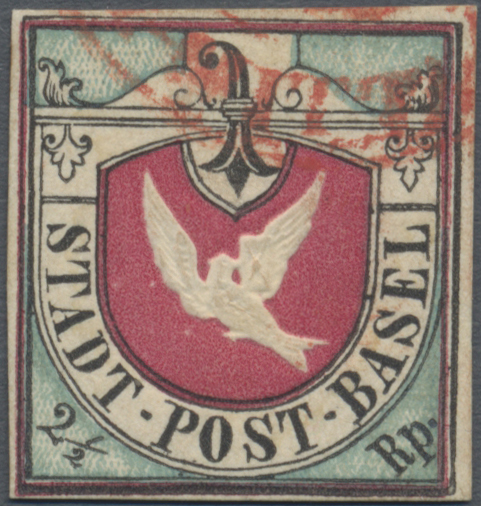 Stamp Auction Schweiz Basel Sale 43 Germany Europe Day 5