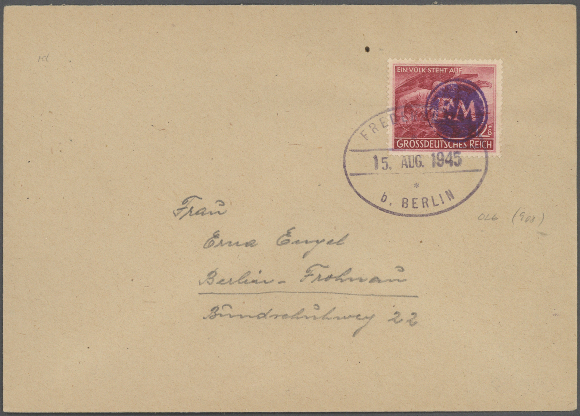 Lot 37298 - sowjetische zone  -  Auktionshaus Christoph Gärtner GmbH & Co. KG Sale #44 Collections Germany
