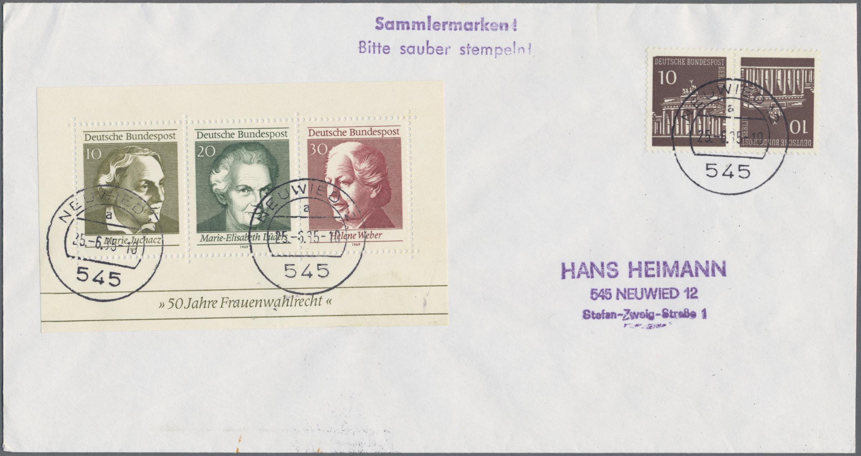 Lot 37483 - berlin - zusammendrucke  -  Auktionshaus Christoph Gärtner GmbH & Co. KG Sale #44 Collections Germany