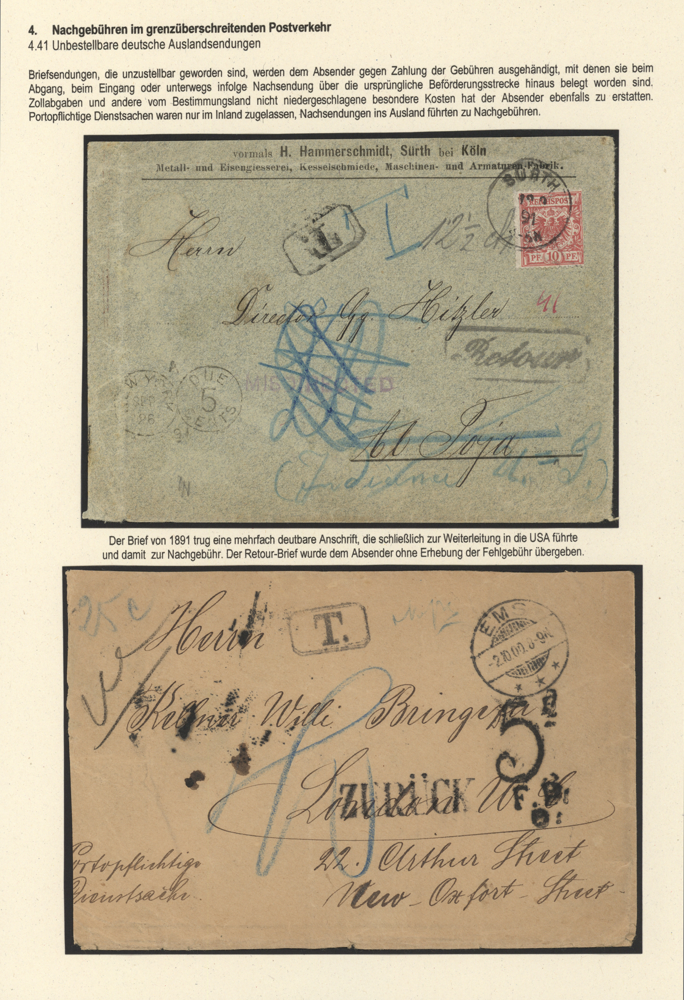 Stamp Auction Deutschland Auction 40 Collections Germany