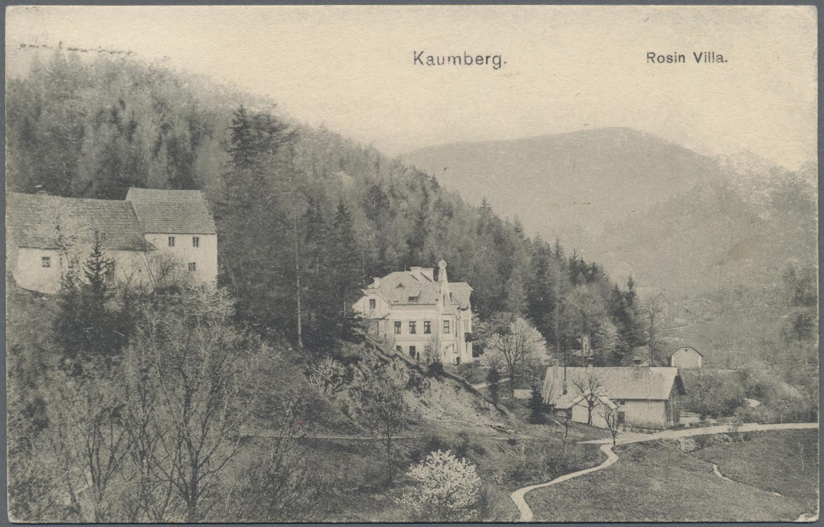 Lot 04304 - Ansichtskarten: Österreich  -  Auktionshaus Christoph Gärtner GmbH & Co. KG Special auction