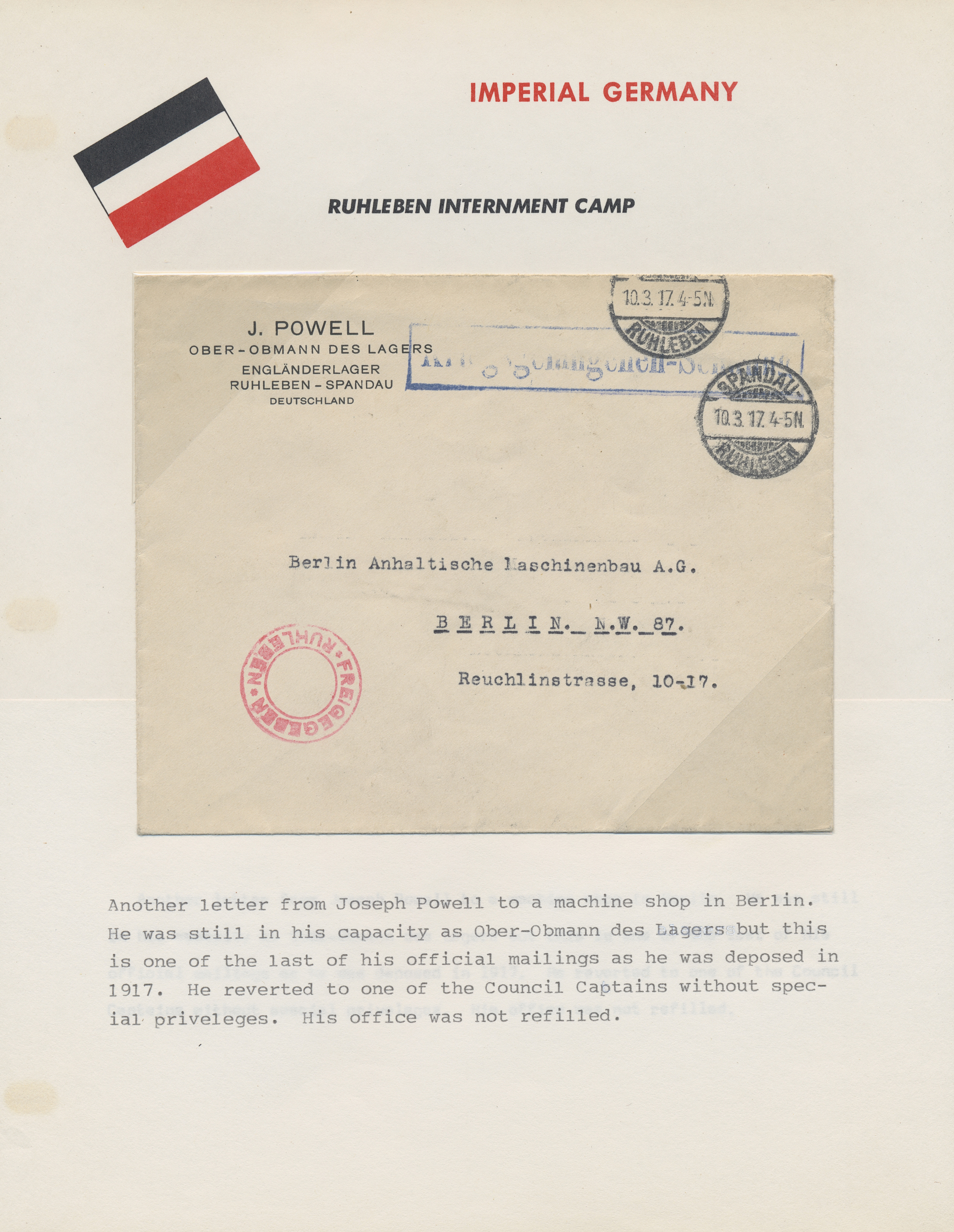 Lot 37631 - kriegsgefangenen-lagerpost  -  Auktionshaus Christoph Gärtner GmbH & Co. KG Collections Germany,  Collections Supplement, Surprise boxes #39 Day 7